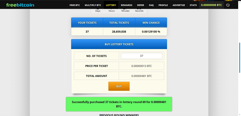 FreeBitco in , Free Bitcoin Faucet • Newbium