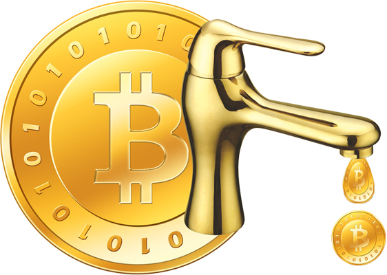 Image result for bitcoin faucet