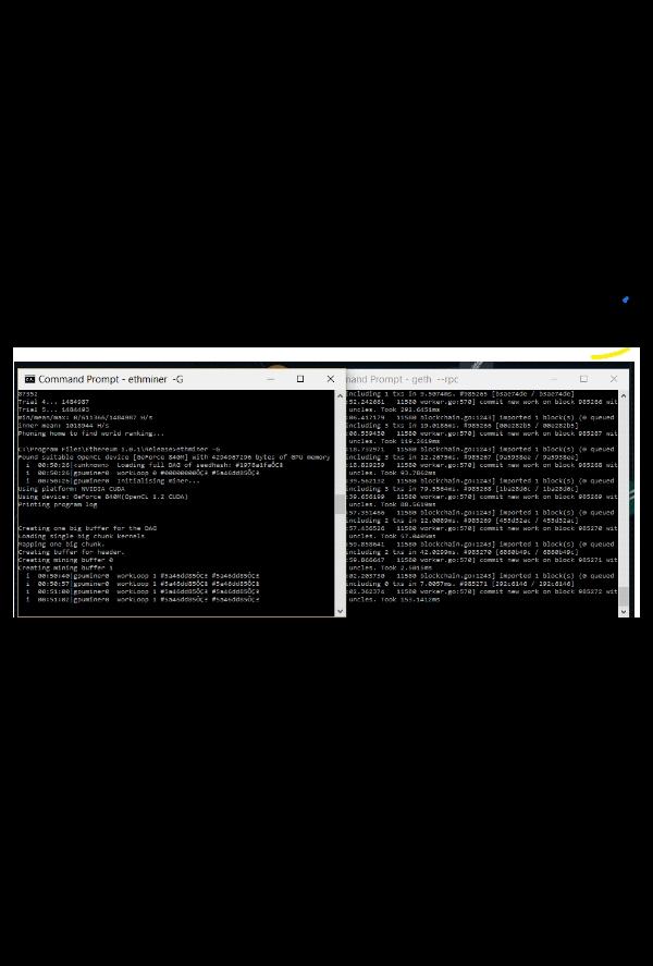 USE PC to MINING ETHEREUM (step by step) • Newbium