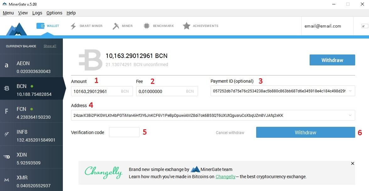 Blockchain authentication