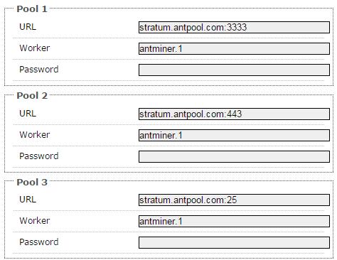 How To make Aworker in Antpool? • Newbium