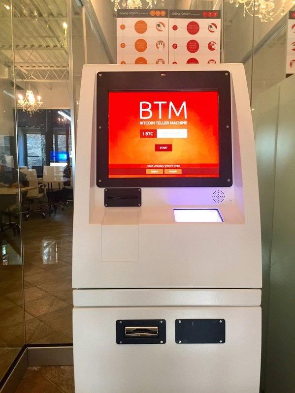 bitcoin atm madrid