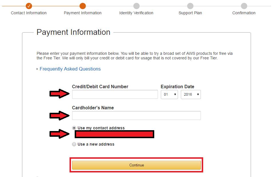Amazon Cloud Service - EC2 Instance Setup • Newbium