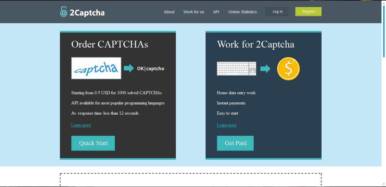 Earn Bitcoin for Solving Captcha (2Captcha) • Newbium